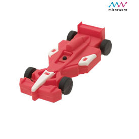 Microware Formula One F1 Shape Designer 4 GB Pendrive