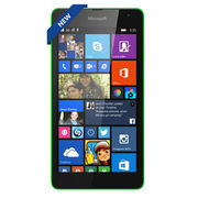 Microsoft Lumia 535, green