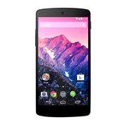 LG Google Nexus 5 16 GB (Black), black