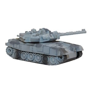 Fab5 Military Tank Rc 6168 (Grey, Pack Of 1), grey