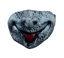 Half-Faced Horror Mask - Set of 2