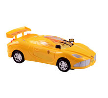 Car Antiterrorism, yellow