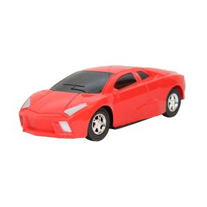Fab5 Super Power Car 323-4(Red, Pack Of 1), red
