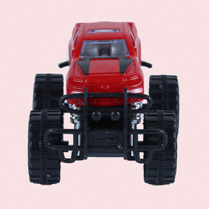 Push And Go Powerful Friction Car Toy For Kids, plastic, 12   7   7 cm,  red