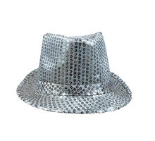 Stylish Hat for Men,  silver