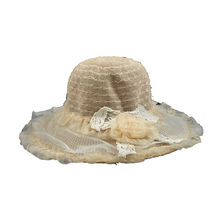 Off White Hat for Women