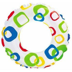Lively Print Swim Ring Tubes -2,  white, 2.5   2.5   2.5 cm, plastic