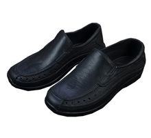 Black Rubber Shoes for Men, 44