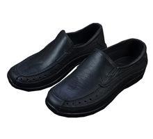 Black Rubber Shoes for Men, 44
