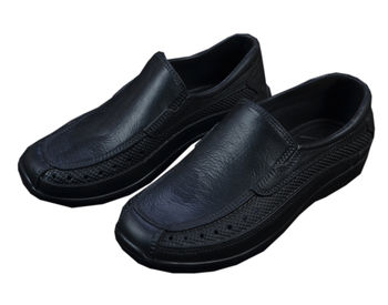 Black Rubber Shoes for Men