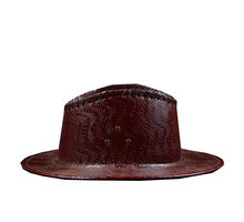 Dark Brown Cow Boy Cap,  dark brown