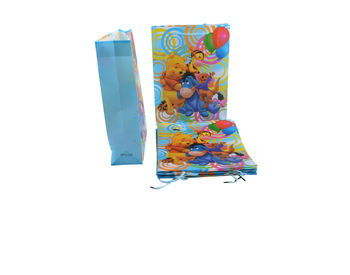 Medium Pooh & Friends Carry Bag - Set of 12