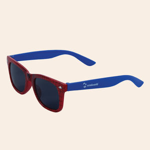 Kids Dashing Spiderman Sunglasses, plastic, 13   3   5 cm,  red