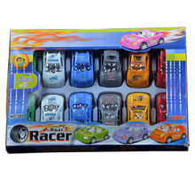 Racer Car - Set of 12