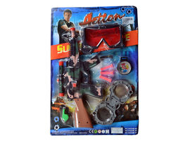 Action Hero Gun Set