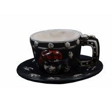 Haunted Cup & Saucer
