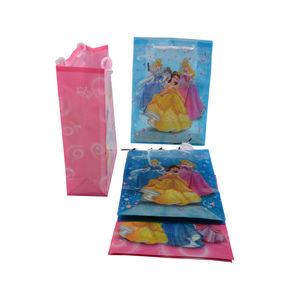 Small Cinderella Carry Bag - Set of 12, s