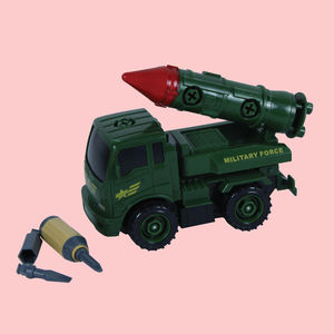 Die-Cast Metal Military Tank Pull Toy For Kids, plastic, 23   11   11 cm,  lawn green