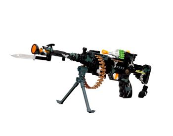 Fab5 Combat Gun Df9218B (Black, Pack Of 1)