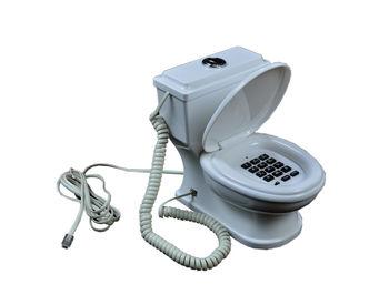 Toilet Shape Telephone Handset