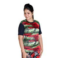 Goa Print T-shirt for Women, xxxxl