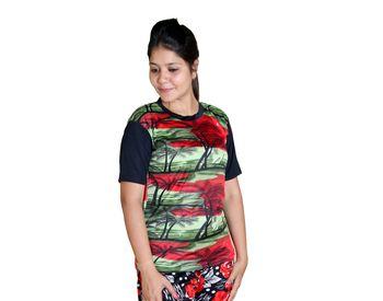Goa Print T-shirt for Women