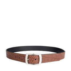 Lucas Men's Belt 34-36 Ranch,  tan