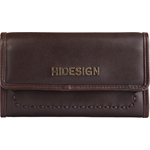 Ascot W2 Women s Wallet, Soho,  brown, soho