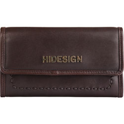 Ascot W2 Women's Wallet, Soho,  brown, soho