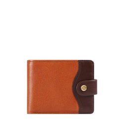 316 107 (RFID) MENS WALLET APPACHE,  tan