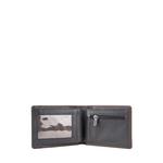 PLUTO W2 SB (Rf) Men s wallet,  brown