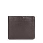 Uranus W1 Sb (Rfid) Men s Wallet Regular Printed,  brown