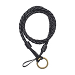 Key Ring Rope, Ranch,  black