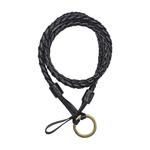 Key Ring Rope, Ranch,  black