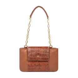 Aquarius 01 Sb Women's Handbag Croco,  tan