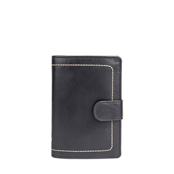 258-Ph (Rf) Men's wallet,  black