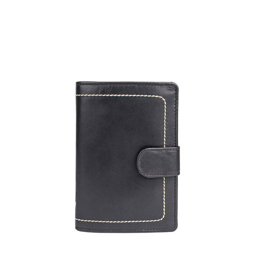 258-Ph (Rf) Men s wallet,  black