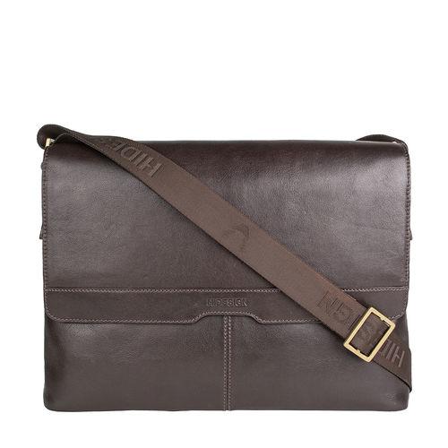 HELVELLYN 01 Messenger bag,  black