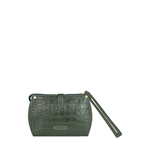 Mercury W1 Sb Women s Wallet, Croco Melbourne Ranch,  green