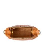 Argonne Women s Handbag Ostrich,  tan