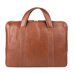 Laptop Sleeve 17b Men's Laptop Bag, Regular,  tan