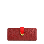 Yangtze W1 Women s Wallet, Elephant Ranch,  red, elephant