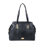 Harajuku 01 Women s Handbag, Baby Croco Ranch Melbourne,  black