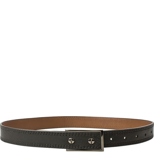 Boris I Men s Belt, Ranch 36,  black