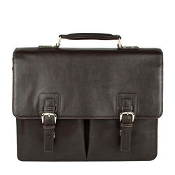 Gareth Hd 827 Briefcase,  brown, regular