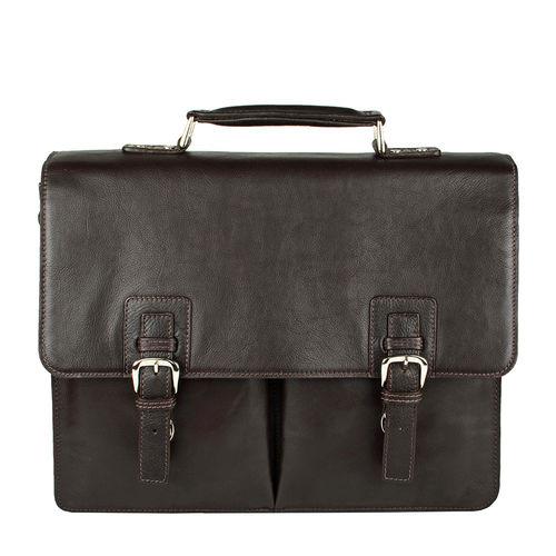 Gareth Hd 827 Briefcase,  brown, regular