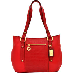 Nakasu 02 Handbag, melbourne,  red