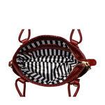 Astrakhan Women s Handbag Deer,  marsala