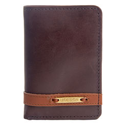 259-Tf Men's wallet, soho,  brown