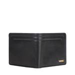 284 L107F RF MENS WALLET RANCH,  black